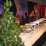 Gevuld buffet